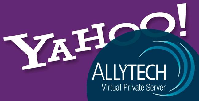 Las olimpiadas de Yahoo! en plataforma VPS de Allytech