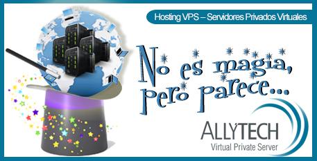 Oferta VPS Allytech