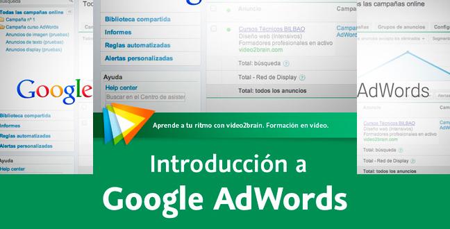 """Materiales de la presentación """"Introducción a Google AdWords"""""""
