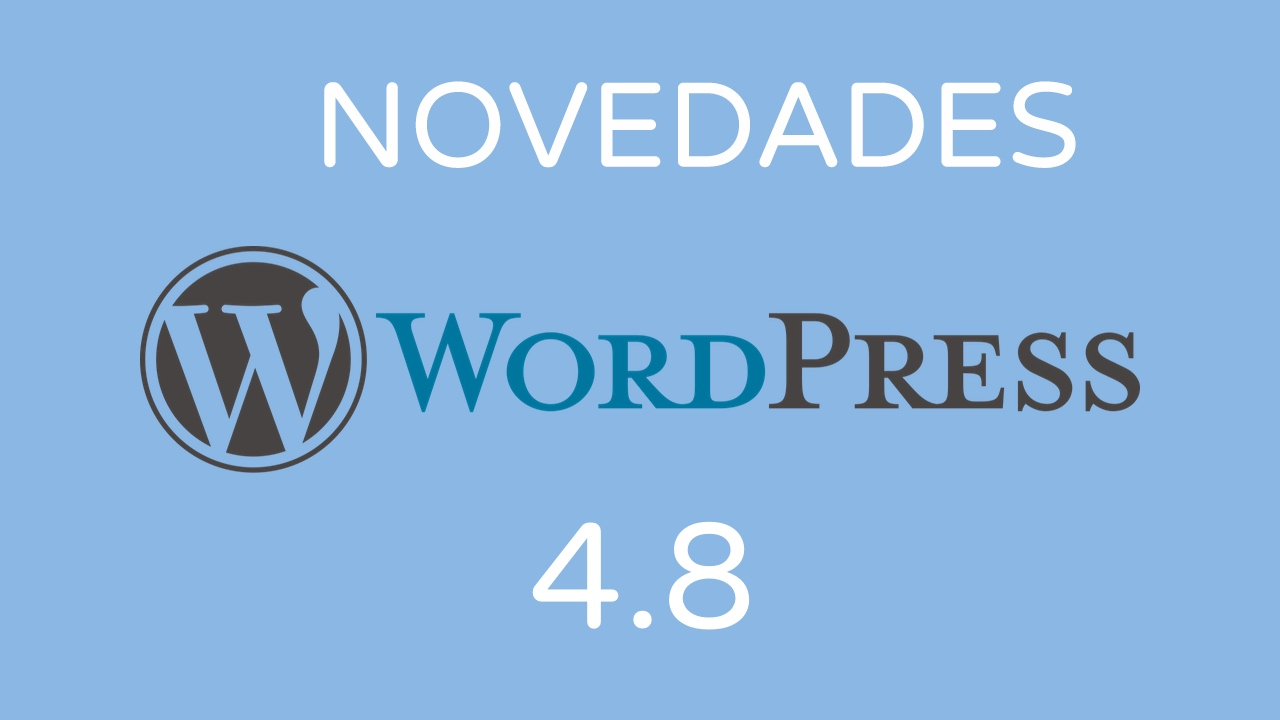 WordPress 4.8.3