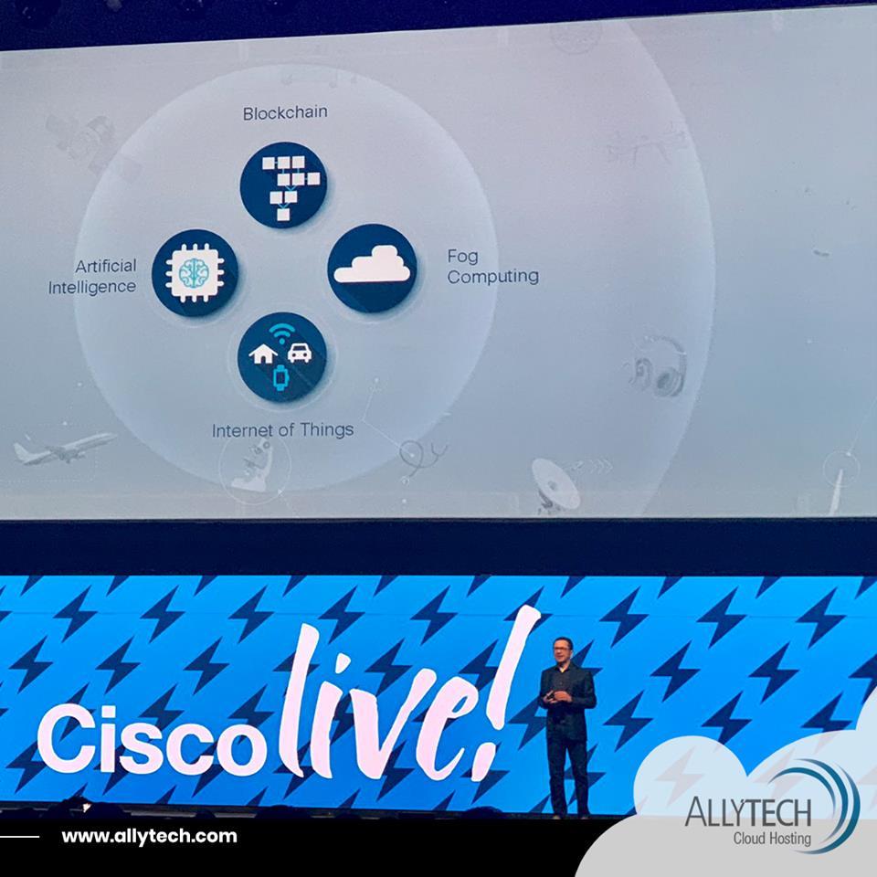 Allytech en el Cisco Live de Cancún.