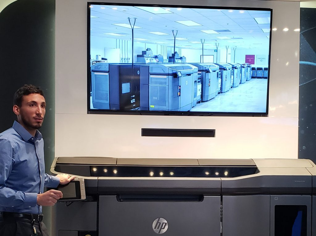 Allytech en Silicon Valley con HP