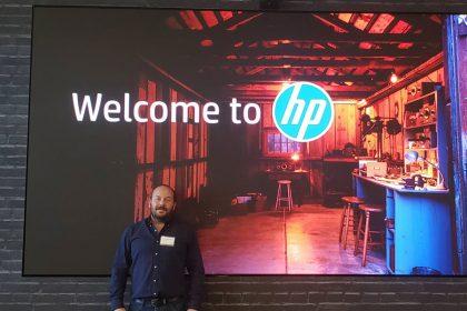 Allytech en Silicon Valley con HP