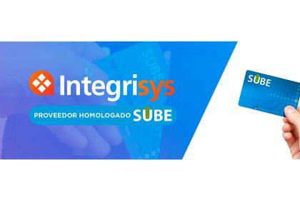 Integrisys Proveedores Homologados por SUBE