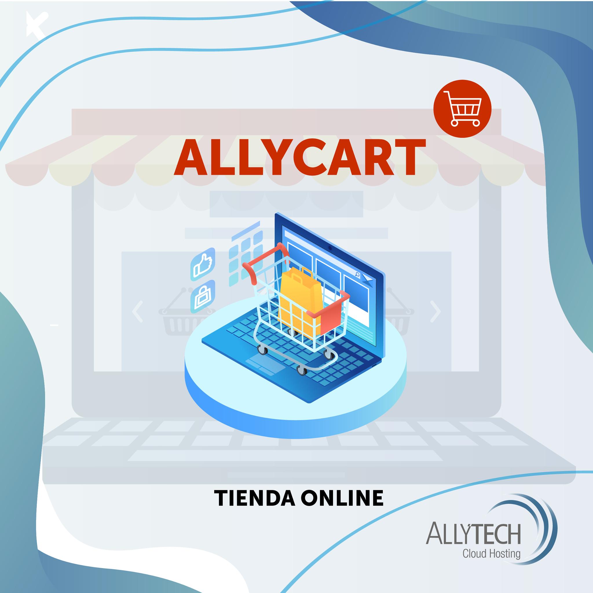 Allycart, una tienda online 360